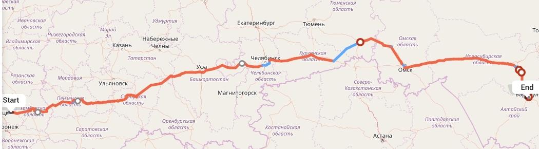 Переезд из Липецка в Барнаул