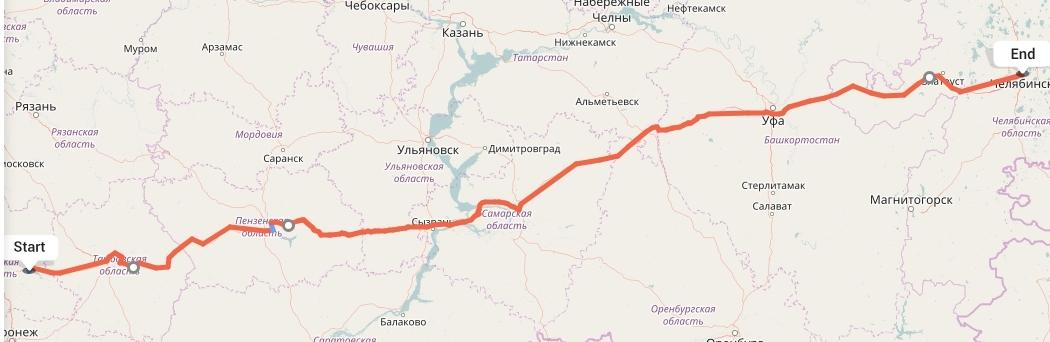 Переезд из Липецка в Челябинск
