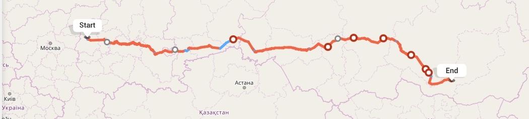 Переезд из Нижнего Новгорода в Улан-Удэ