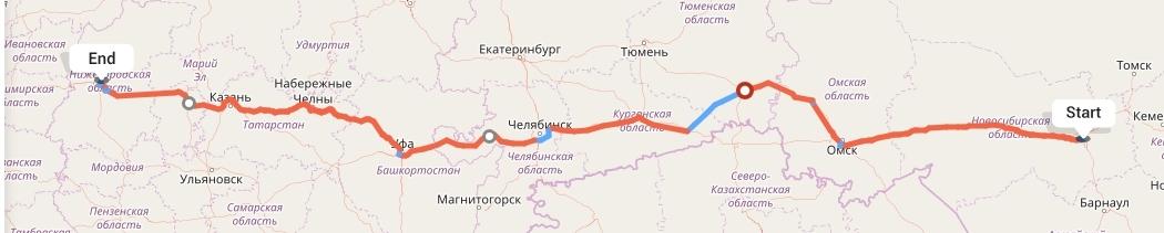 Переезд из Новосибирска в Нижний Новгород
