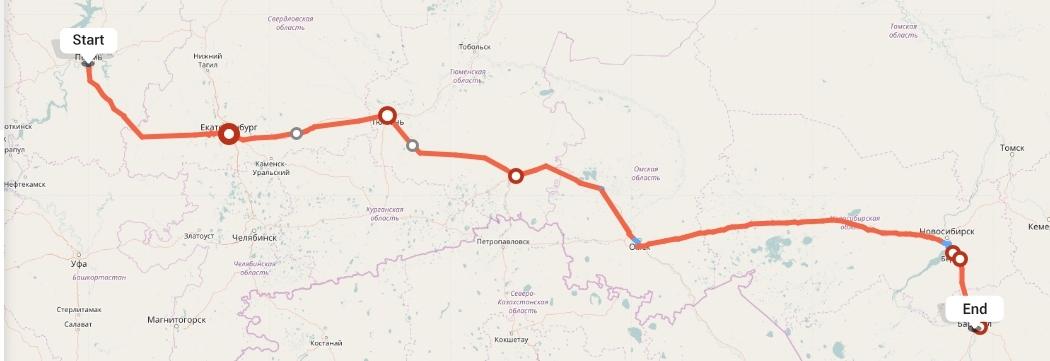 Переезд из Перми в Барнаул