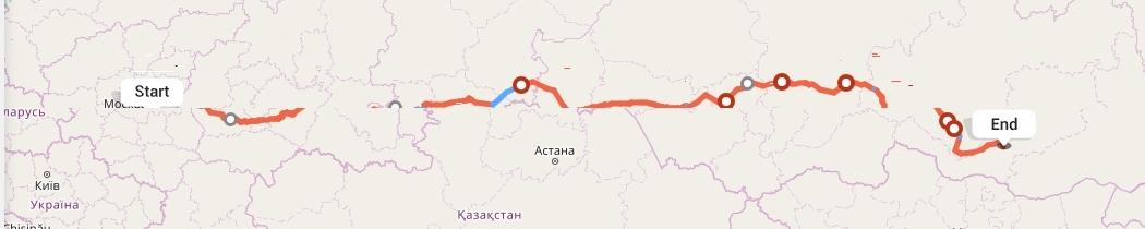 Переезд из Рязани в Улан-Удэ