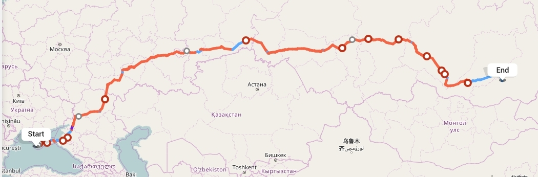 Переезд из Севастополя в Читу