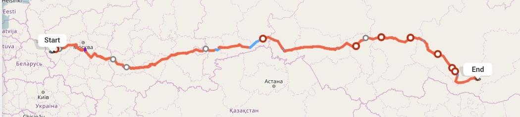 Переезд из Смоленска в Улан-Удэ