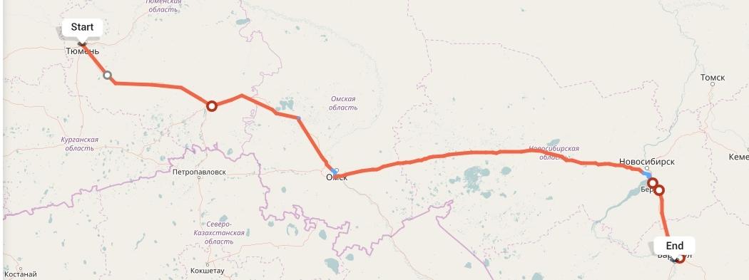 Переезд из Тюмени в Барнаул