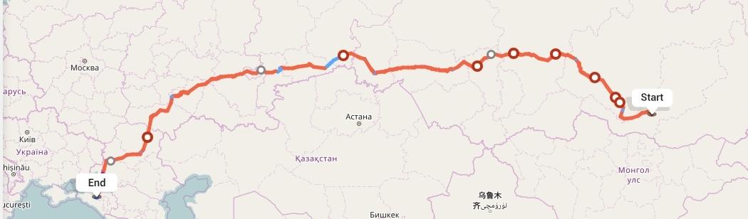 Переезд из Улан-Удэ в Краснодар