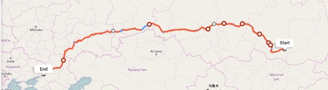 Переезд из Улан-Удэ в Ростов-на-Дону