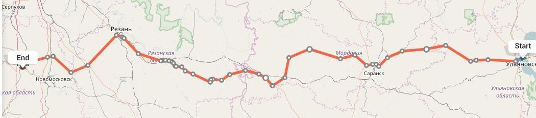 Переезд из Ульяновска в Тулу