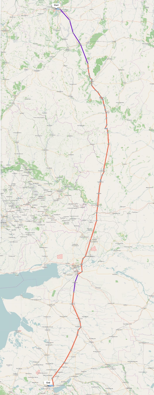 Переезд из Воронежа в Краснодар