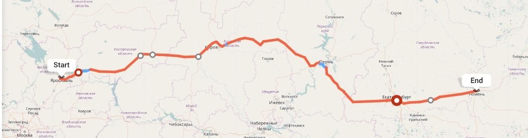 Переезд из Ярославля в Тюмень