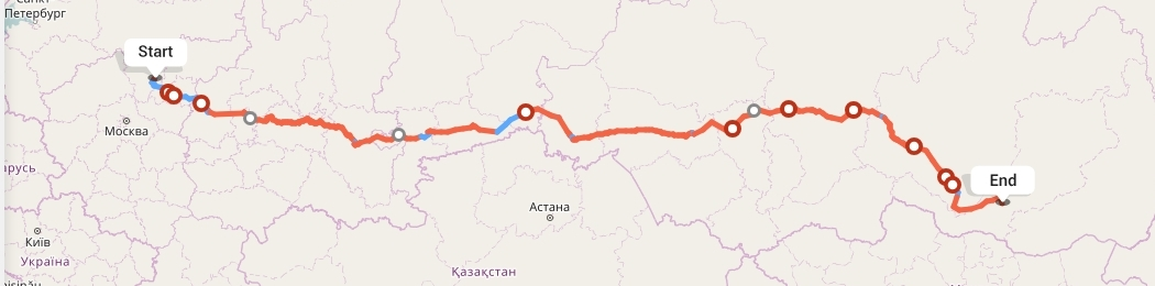 Переезд из Ярославля в Улан-Удэ