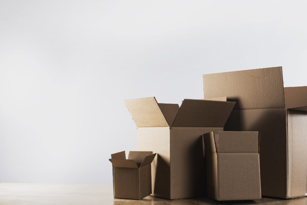 упаковка квартирного переезда