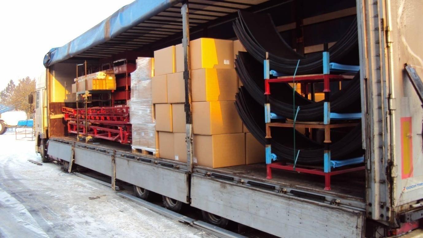 Особенности сборных грузов